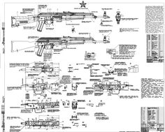 WTS: Soviet AKM Blueprints Signed by Kalashnikov! 1960s - The AK Files Forums