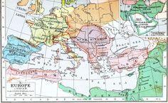Europe around 650 - Europe - Wikipedia, the free encyclopedia