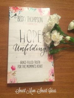 I love this book.  Great reading for moms.  A book that gives moms hope and encouragement and assurance that God has a plan for you.