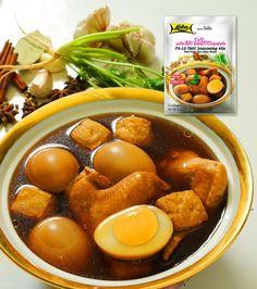 Chinese Five Spice Recipe | Thai Pa-LO พะโล้