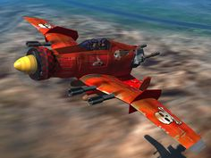 Crimson Skies Wiki
