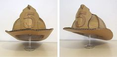 Here is the new addition to our cardboard family, a cardboard fireman helmet which I made the other day. This year our boys have really been into Fireman Sam s Fireman Costume, Fireman Hat, Cardboard Costume, Cardboard Crafts, Firefighter Crafts, Firefighter Birthday, Minions, Fire Helmet, Hat Crafts