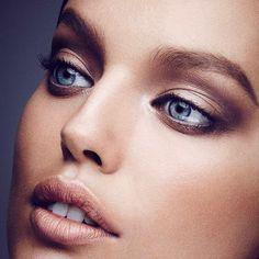Emily Didonato by Ben Hassett Vogue Arabia March 2017