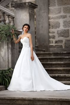 Aline with sweetheart neckline by Essence of Australia  wedding  bridal   dress  gown 33974ad9ec36