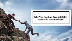Who Is Your Accountability Partner? - Queen Bee Consulting