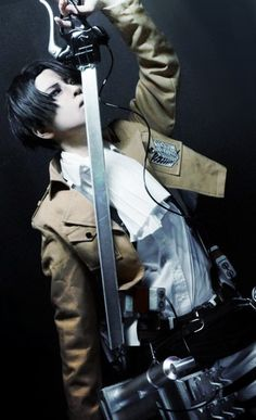 Rivaille Levi, cosplay