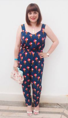 Lucy's Marigold jumpsuit - sewing pattern by Tilly and the Buttons