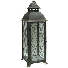 Get Dark Gray Metal Lantern online or find other Accent Pieces products from HobbyLobby.com