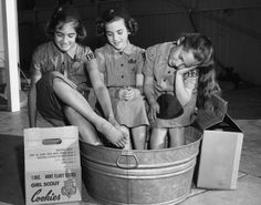 Girl Scout Cookies, 1960