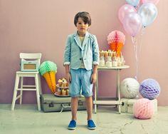 Pastel children's fashion spring summer 2014 PHOTOSHOOT