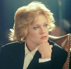 Mélanie Griffith... Working Girl
