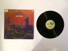 Pink Floyd - More_OST_Soundtrack_Vinyl Record LP_(SW 1198)