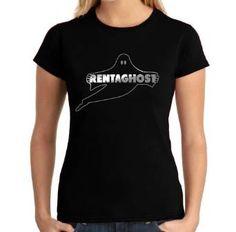 Rentaghost T-shirt for women