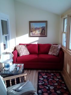 furniture - room - window