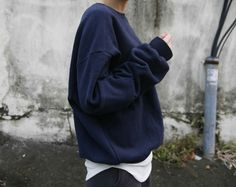 death-by-elocution:  Baggy sweatshirts, all day errrday.