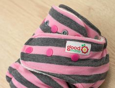Emma Sparkle One-Size Fitted Diaper (Knit, New Turned, OBV) by thegoodmama.com, via Flickr