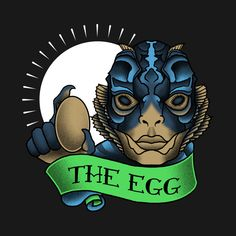 Check out this awesome 'the+egg' design on @TeePublic!