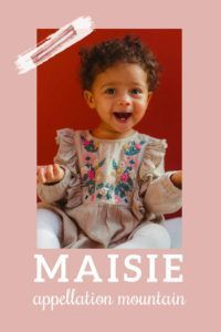 Maisie is sparky, vintage, and enjoying a much-deserved revival. #girlnames #babynames #namingbaby #appellationmountain Daisy Head Mayzie, Maisy Mouse, Ann Sothern, Nick Jr, Young Actresses, Young Actors, Maisie Williams, Our Baby, Baby Names