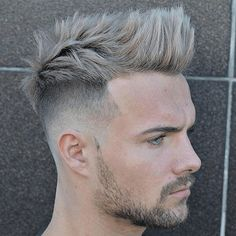 58 Best Frisuren Männer Undercut Images On Pinterest Haircuts