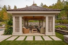 Dolterrace - traditional - patio - toronto - Peter A. Sellar - Architectural Photographer