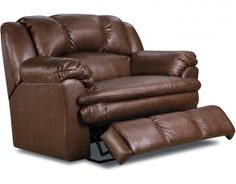 oversized leather recliner - http://oversized-chairs.org