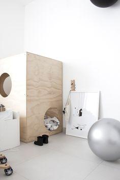 Ale Besso:Kids Bedroom