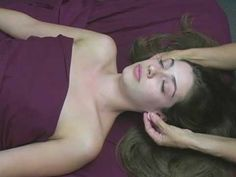 Head Massage & Face Massage Therapy Techniques, How to