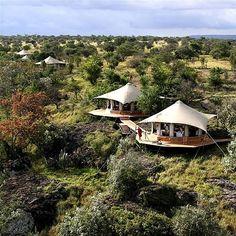 Diez tiendas de campaña exclusivas en la reserva natural Masái Mara en Kenia: http://luxury.mundiario.com/articulo/a-fondo/diez-tiendas-campana-exclusivas-reserva-natural-masai-mara-kenia/20150421191249005902.html #viajar #áfrica #safari