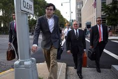 Martin Shkreli, former CEO accused of hiking up drug prices, convicted of securities fraud