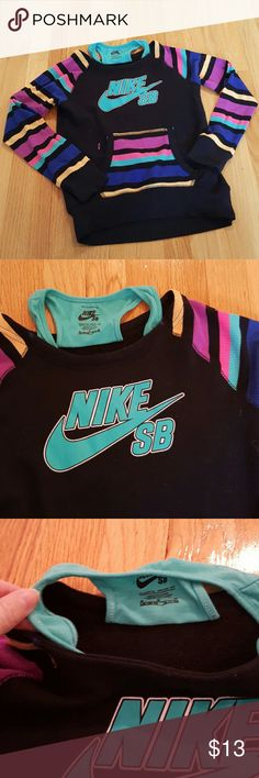 Nike Skateboard 2 in 1 top Good condition, faux tank inside Nike Shirts & Tops