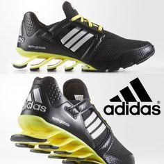 d4b8cc76a Adidas springblade tenis e-force bounce ultra boost mens shoes run 10.5  aq4527