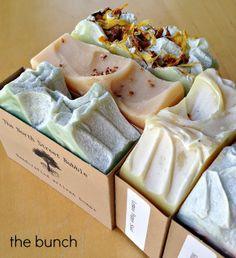 The Soap Bar; Blog with ideas, photos