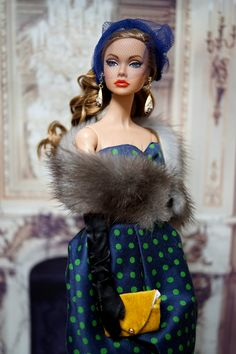 #PoppyParker #Doll   Gay Parisienne