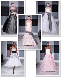Make an appt to get my dress from Kleinfeld's once I lose the first 75 lbs. (Isaac Mizrahi)
