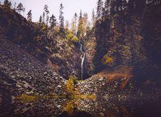 Pyhä-Luosto National Park in Finnish Lapland. Photo by Jukka Paakkinen Hiking in Isokuru Ravine. Finland's deepest ravine at 220 metres deep. Forgotten Realms, Autumn Fall, Forests, Trekking, Arctic, Finland, Wilderness, National Parks, Hiking