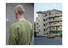 Gosha Rubchinskiy archive, AW13, Dazed