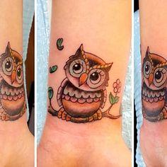kewpie-owl on a very small wrist! by Joe Paul - Yelp
