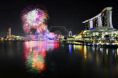 National Day Parade, Singapore, Marina Bay