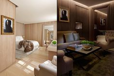 The London EDITION Hotel #hotels #room #interiors