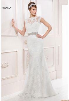 Vestidos de noiva Manu García MG0540 2014