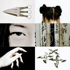 Mai (Avatar the Last Airbender) Avatar Legend Of Aang, Avatar Aang, Avatar The Last Airbender, Mai Cosplay, Avatar Cosplay, Mai And Zuko, Avatar Tattoo, Fire Lily, Naruto Run
