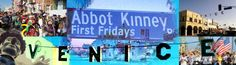 Venice, Abbot Kinney First Fridays.  Art, wine, music, cool, local vibe.  Not touristy.