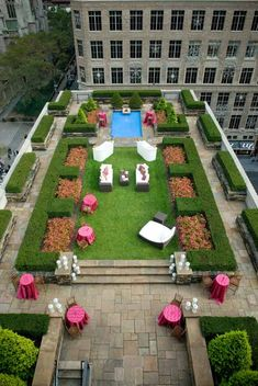 620 Loft & Garden in Rockefeller Center - Dream Wedding! And a reception to follow at the NBC Rainbow Room! How fabulous would that be?