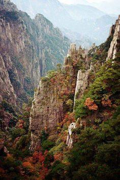 China Mountain