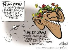 Welcome to Planet Obama  #WakeUpAmerica  #SisterPatriots #tcot