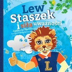 Lew Staszek i siła uważności - jedynie 16,65zł w matras.pl