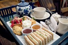 My top five picks for afternoon tea for under $30 in Manhattan.  1. Sarabeth's A great bargain at just $19, and it's worth it for the delicious savories.
