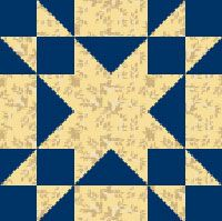 FREE Library of Quilt Block Patterns from McCall's Quilting Amish Star