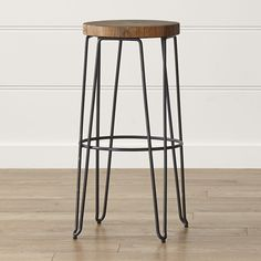 Origin Bar Stool - Crate and Barrel