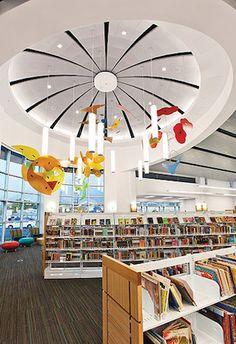 Springviile Public Library, Utah